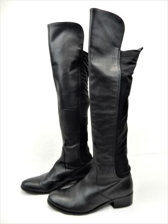 Charles by Charles David Reason Over the Knee Boots Women Size 7