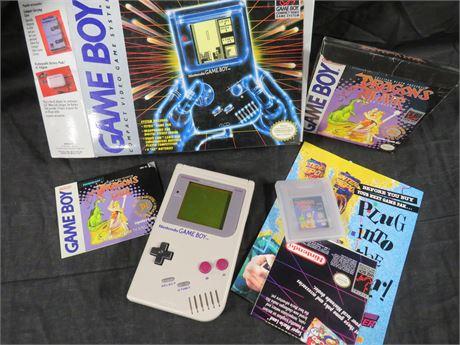 Old School GameBoy Nintendo (230-LV7A)