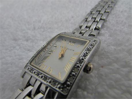 Anne Klein Square Watch