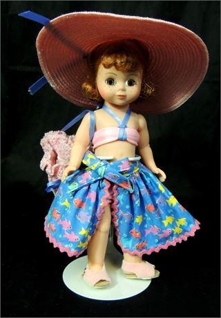 "Madame Alexander 8"" Doll - She Sells Sea Shells - Nursery Rhyme Collection"