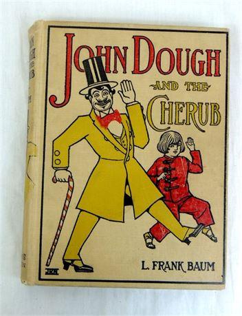 John Dough and The Cherub by L. Frank Baum, 1906 John R. Neill  (112-J)