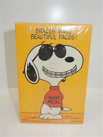 Vintage Braces Make Beautiful Faces 1958 1971 Jigsaw Puzzle