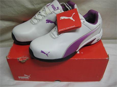 PUMA Wonen's Safety Footwear Shoes Size 7 Brand New