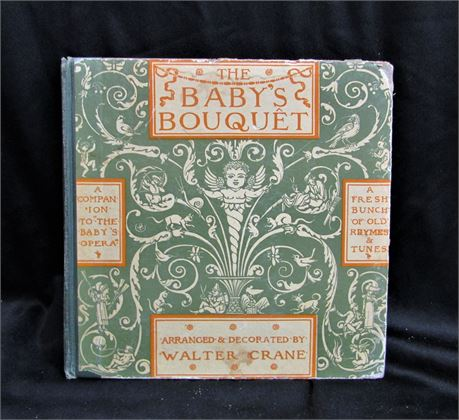 The Baby's Bouquet: Arranged and Decorated by Walter Crane (1878)