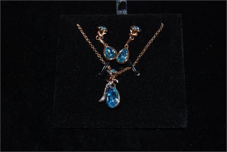 Beautiful Costume Jewelry Set (500)