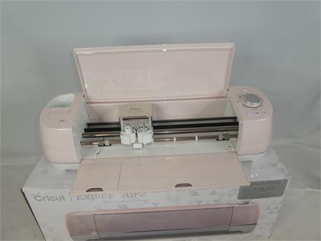 Cricut Explore Air 2 Smart Cutting Machine - Rose Pink, 2003935