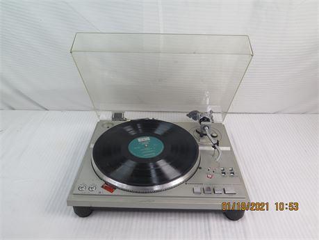 Kenwood KD-2100 Full-Automatic Turntable 1980-1981 - Working; Needs New Belt
