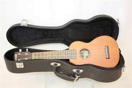Makala Ukulele Co. San Francisco Ukulele Instrument W/ Case
