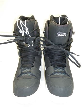 Vans Mantra Snowboarding Boots Size 13, (Good Condition)