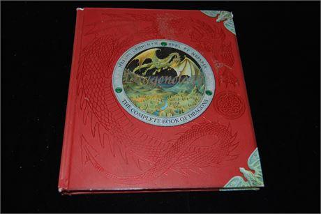 Dragonology Book (500)