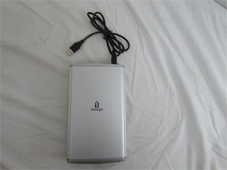 Iomega external 250 GB usb hard drive