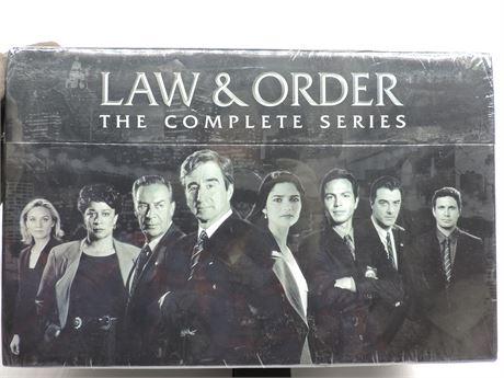 Law & Order: The Complete Series (Seasons 1-20 Bundle) New