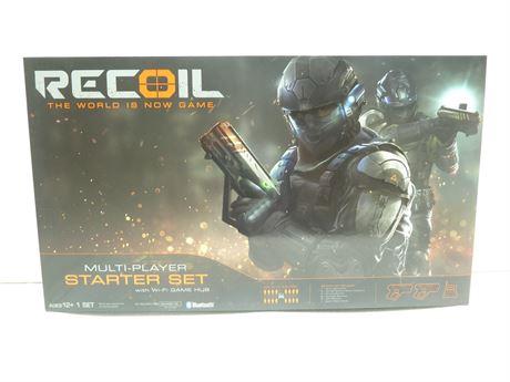 !NEW! Recoil; Laser Tag, Multi-Player, Starter Set, NIB