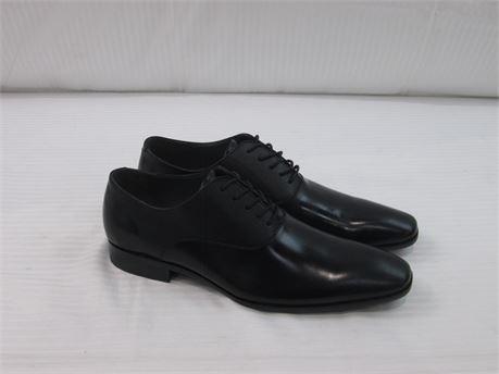 Aldo Mens Black Dress Shoe Size 10