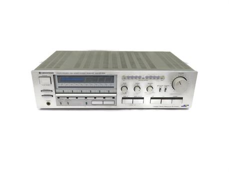 Vintage 1982 Kenwood KR-830 Computerized Stereo Receiver (670)
