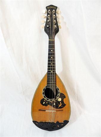 Westbrook Bowback 8 String Mandolin - FPOR