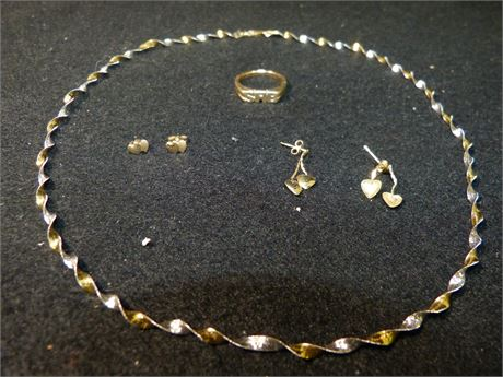 Assorted 14K Gold Lot
