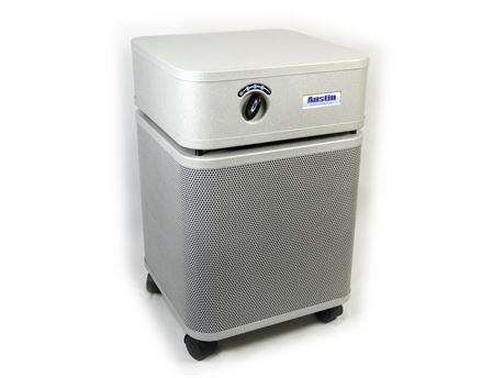 Austin Air Healthmate HM400 Hepa Air Purifier Room Cleaner, Sandstone